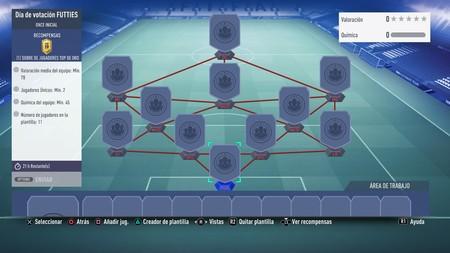 Fifa 19 Central Fut En Los Menus 195
