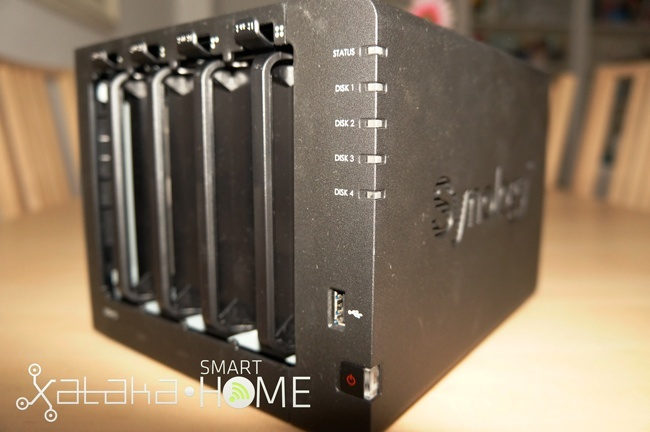 Synology NAS DS413