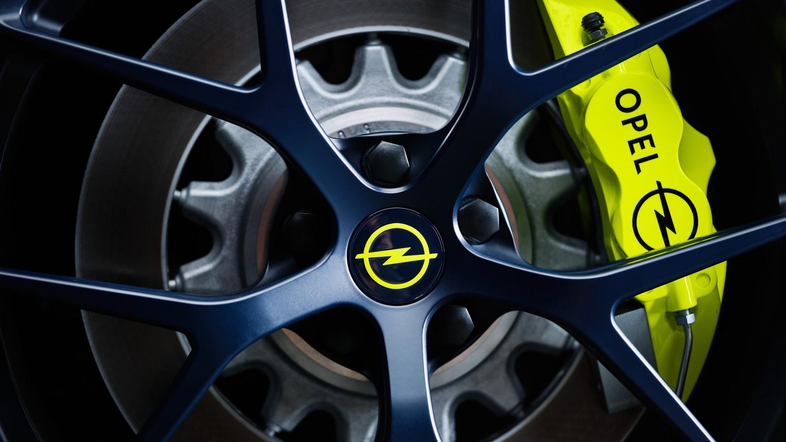 Foto de Opel Zafira Life O-Team (6/10)