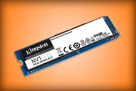 SSD Kingston de 500GB se puede comprar con descuento en Amazon México: con PCIe de tercera generación por 911 pesos
