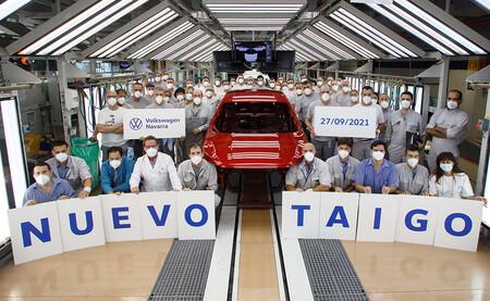 Volkswagen Taigo 2022, precios para España