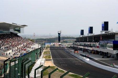 GP de Japón F1 2011: análisis del circuito de Suzuka