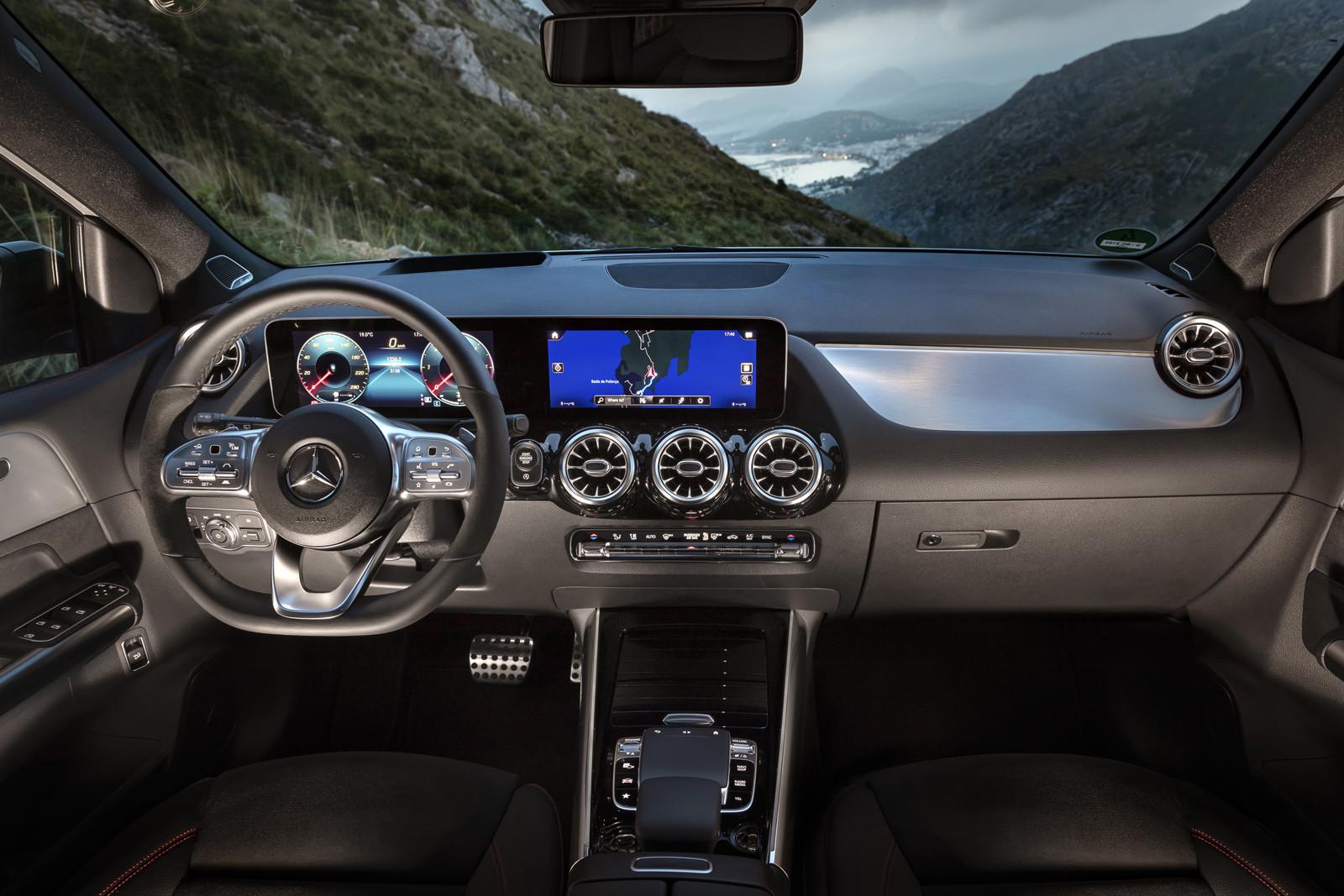 Foto de Mercedes-Benz Clase B 2019 (30/157)