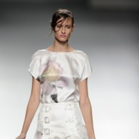 Juan Vidal se lleva a casa un merecidísimo premio L'Oréal en la  Mercedes-Benz Fashion Week Madrid