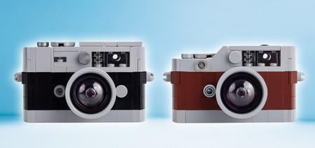 Cualquiera puede tener un Leica M telemétrica… hecha con piezas de Lego