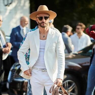 El mejor streetstyle de la semana: chalecos de punto y gabardinas son las prendas estrella de las semanas de la moda