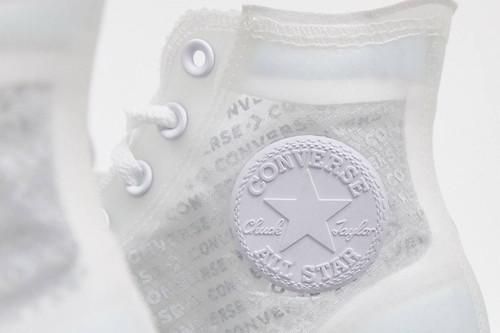 9 zapatillas blancas para nada aburridas rebajadas en ASOS (Converse con transparencias, Puma con glitter o Nike muy 90s)