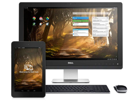Dell Cast, así es otra competencia para el Google Chromecast