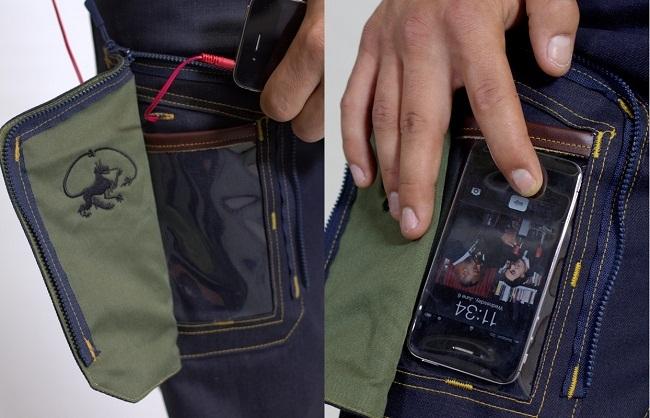 vaquero smartphone