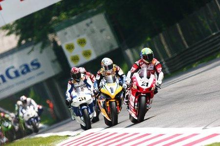 Campeonato del Mundo Superbikes: la fábrica de instantes