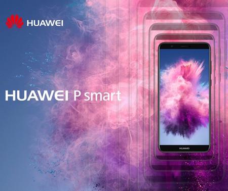 El Huawei Enjoy 7S saldrá de China bajo el nombre P Smart: la serie P Lite da el salto a los 18:9