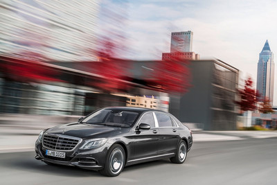 El Mercedes-Benz Clase S Maybach en 24 fotos