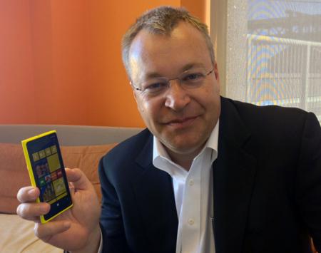 Stephen Elop: Microsoft no tiene planes de confeccionar un teléfono propio