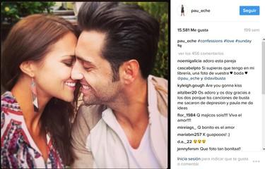 Los mejores momentos de Paula Echevarría y David Bustamante en Instagram