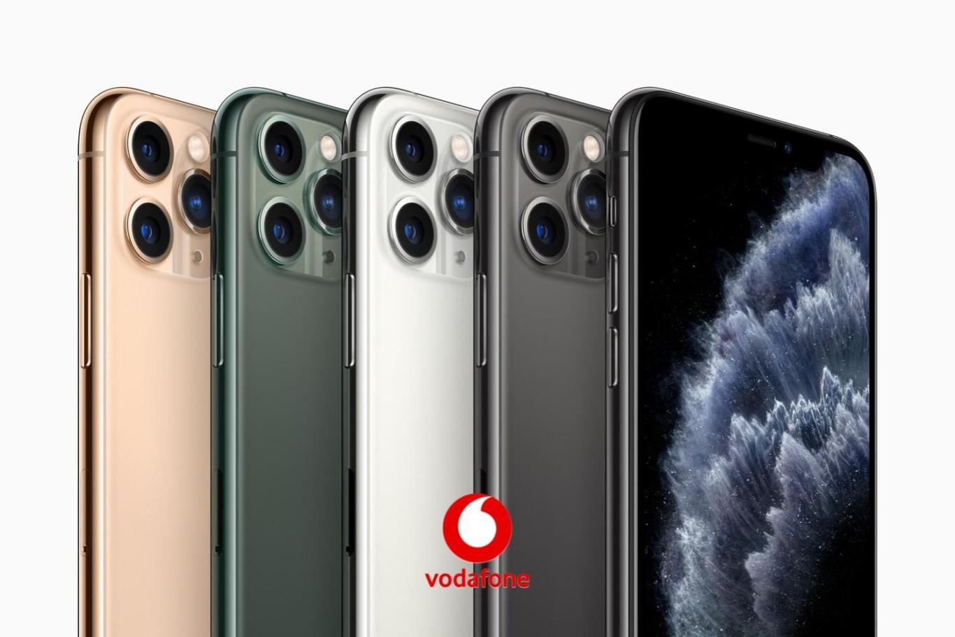 Precios Iphone 11 11 Pro Y 11 Pro Max Con Tarifas Vodafone