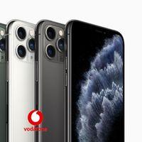 Precios iPhone 11, 11 Pro y 11 Pro Max con tarifas Vodafone