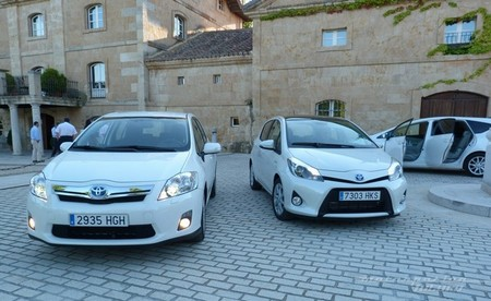 Toyota Auris HSD  Yaris HSD
