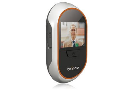 La mirilla digital de Brinno, una de las más completas del mercado
