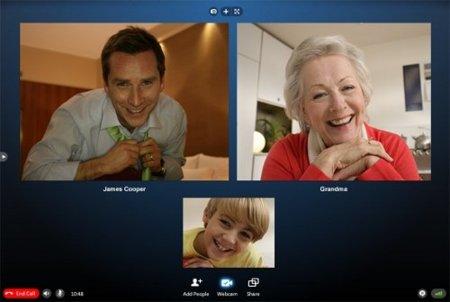 Skype 5.0 beta, con videoconferencias de grupo
