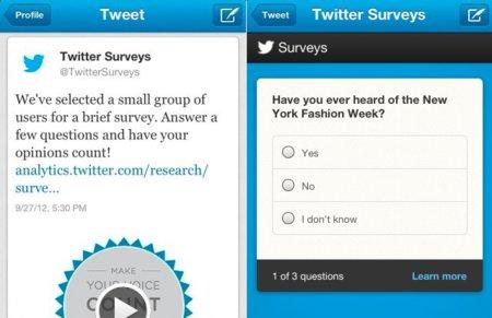 Twitter permitirá a las marcas hacer encuestas, ¿conseguirán que los usuarios participen?