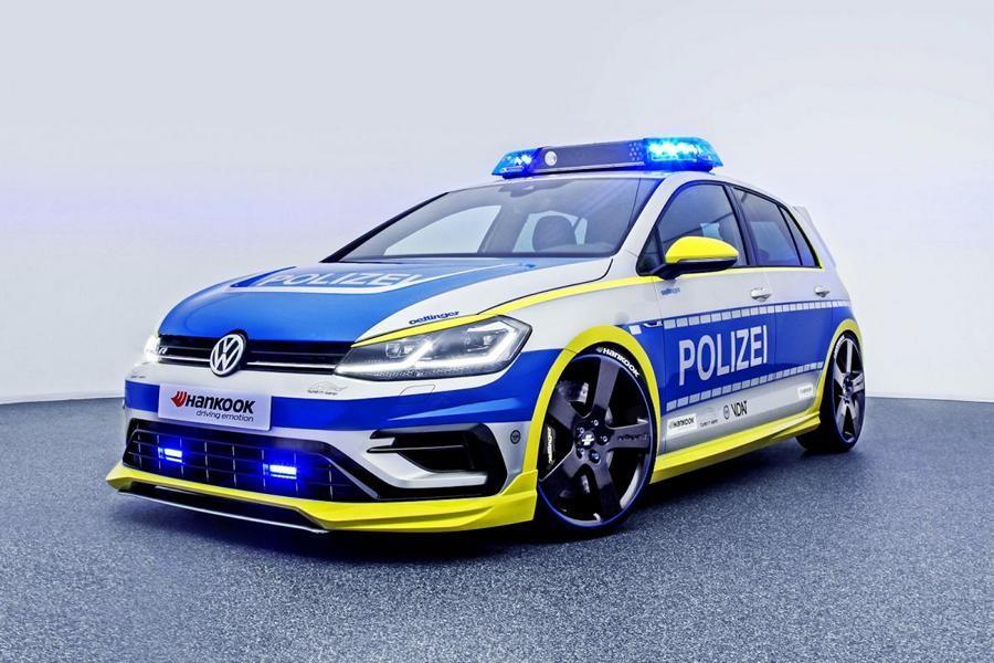 Foto de Volkswagen Golf 400R Oettinger (1/7)