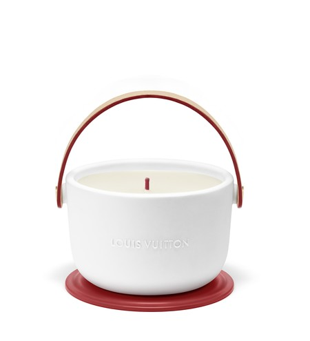 Louis Vuitton I Red Candle 1