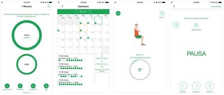 Aplicaciones para hacer ejercicio en casa gratis para iphone