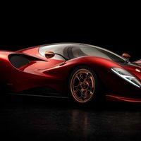 Confirmado, el De Tomaso P72 será un deportivo retro con 700 hp y una producción muy limitada