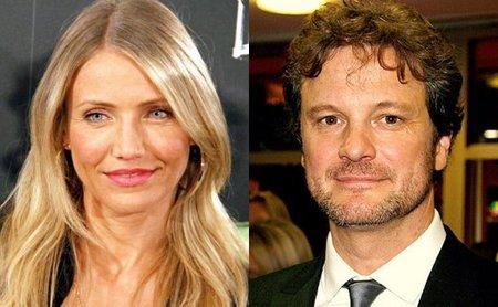 Cameron Diaz acompaña a Colin Firth en 'Gambit'