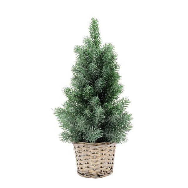Árbol de sobremesa clásico Navidad El Corte Inglés