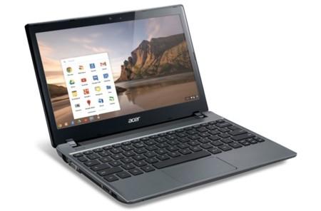 Acer le pone un SSD de 16 GB a su ChromeBook más asequible
