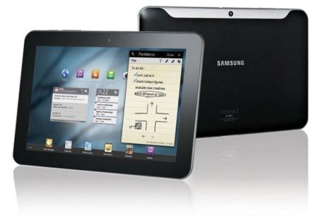 Samsung Galaxy Tab 8.9 y Galaxy Tab 10.1 rediseñada