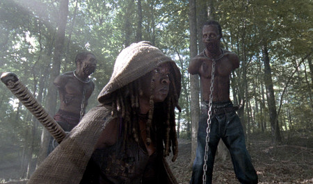 Michonne Out 46