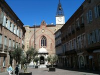 Perpiñán: La Catedral de San Juan Bautista