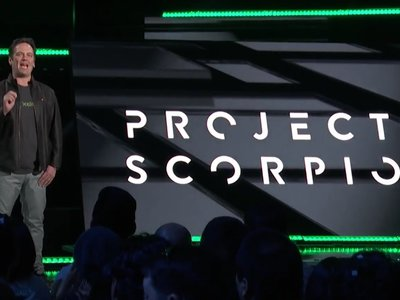 """Project Scorpio recibirá la realidad virtual hasta que no se sienta como """"demos y experimentos"""""""