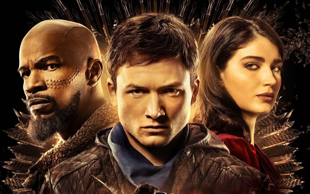 'Robin Hood' es una torpe aventura que nunca saca partido al legendario héroe