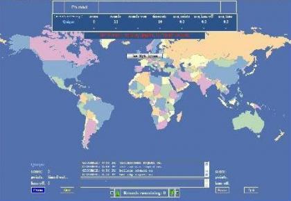 Geosense: Mide tu nivel de geografía online