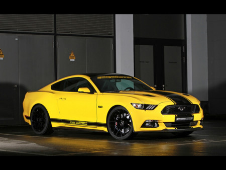 2015 Geigercars Ford Mustang Gt Fastback