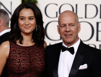 Para Bruce Willis ya comienza la jungla de los pañales