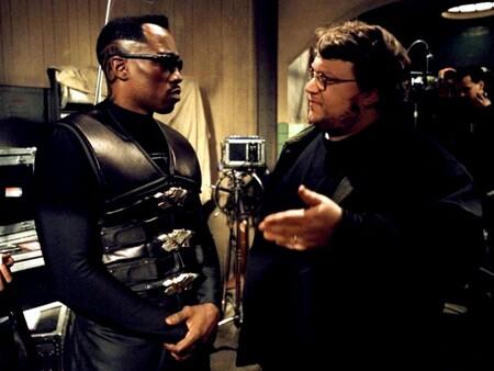 Blade 2 Wesley Snipes Guillermo Del Toro