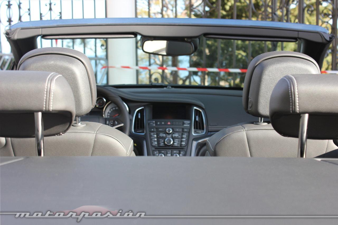 Foto de Opel Cabrio 2013 (presentación) (16/52)