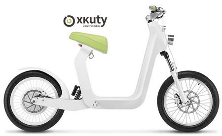 Vídeos y precios del ciclomotor eléctrico Xkuty One