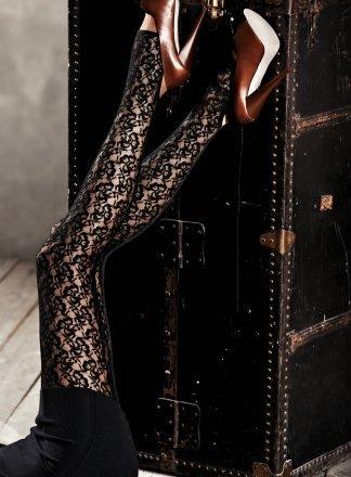 Catálogo Calzedonia Otoño-Invierno 2011/2012: medias de todo tipo ¡yo quiero una de cada!