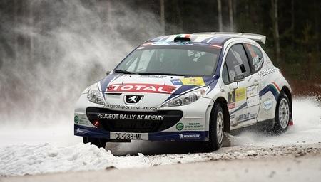 Las mejores imágenes del Rally Liepaja-Ventspils