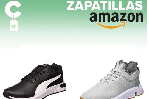 Chollos en tallas sueltas de  zapatillas Puma, Munich o DC Shoes por menos de 40 euros en Amazon