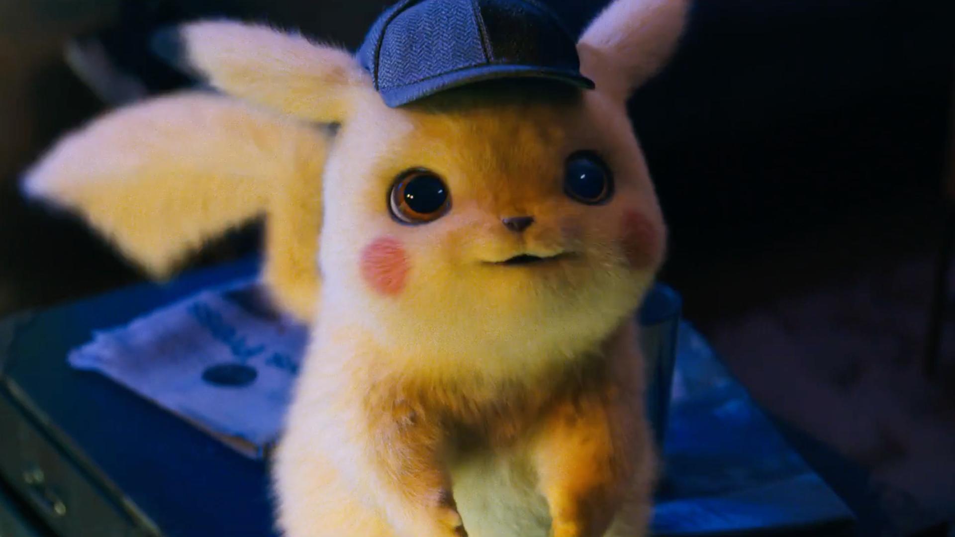 Foto de Fondos de pantalla de 'Detective Pikachu' (10/11)