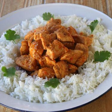 Pollo tikka masala, la receta de pollo al curry más popular en el mundo