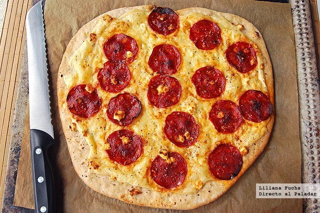 Pizza Crujiente