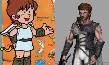 Así podría haberse visto el 'Kid Icarus' de Factor 5 para Wii
