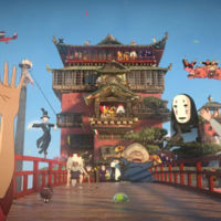 Este es el homenaje en vídeo más entrañable que le hayan hecho a Hayao Miyazaki